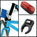 "Tackers GPS ""oculto"" para bicicleta"