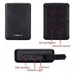 Tracker GPS sin cables y larga duración