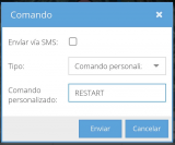 Enviar comandos sms gratis desde traccar